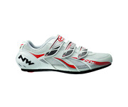 Northwave Fighter Men white-red-silver